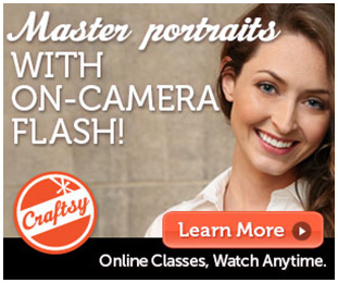 Portraits with an On-Camera Speedlight