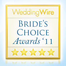 Wedding Wired award 2011