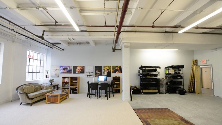 photography studio space in New Jersey