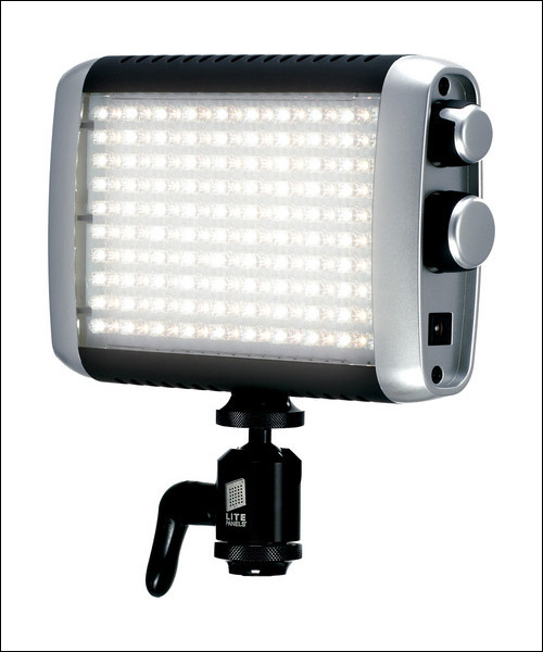 Led Light Fixture Flashing On And Off: Using LED Video Light For Photography