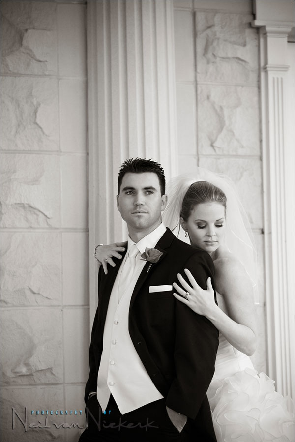 Wedding photography - Tips on posing - asymmetry - Tangents