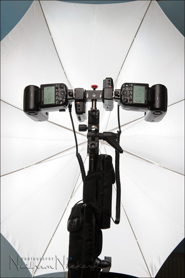 Speedlight Wedding Photography: A Simple Lighting Setup For Photographing The Wedding