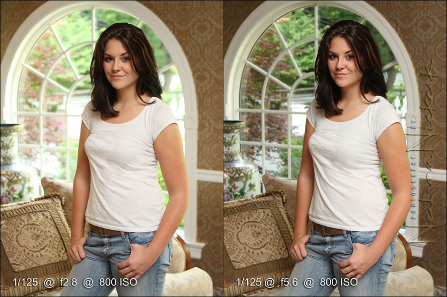When aperture does NOT control flash exposure