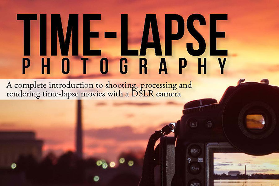 book: timelapse photography – a complete introduction
