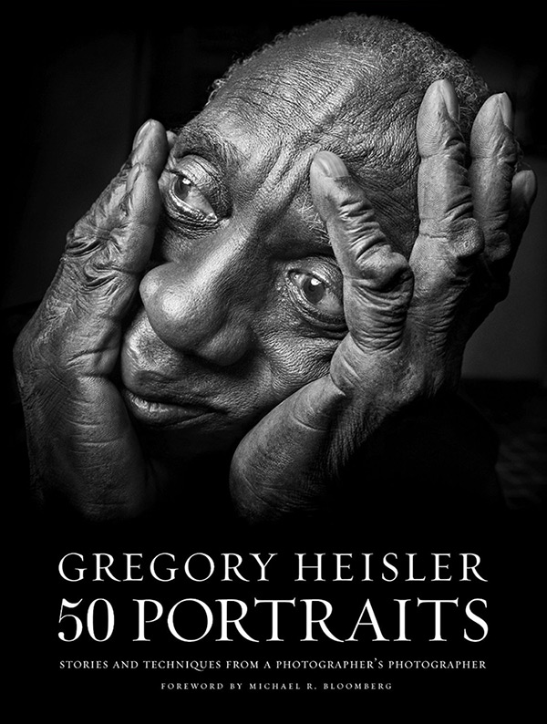 book review: Gregory Heisler – 50 Portraits