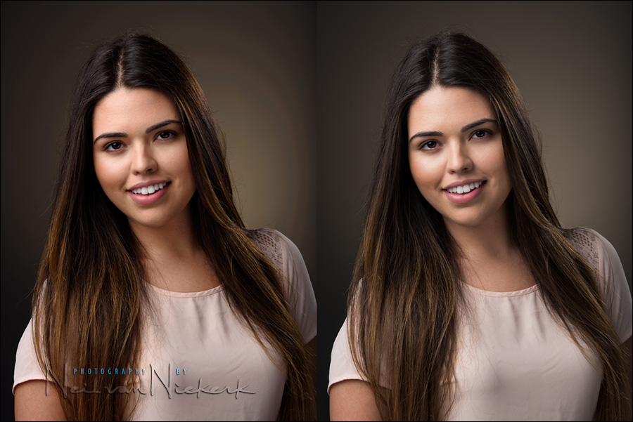 post-processing workflow: removing color banding in photos