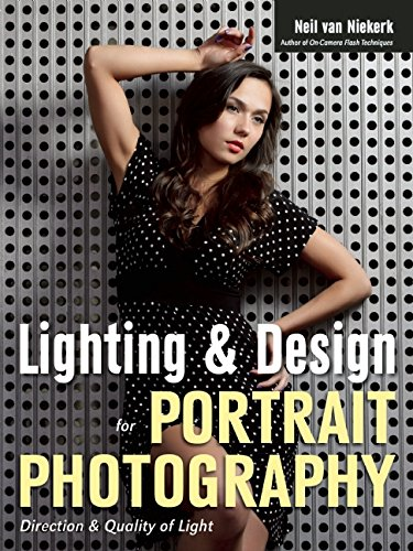 photography book: Lighting & Design for Portrait Photography