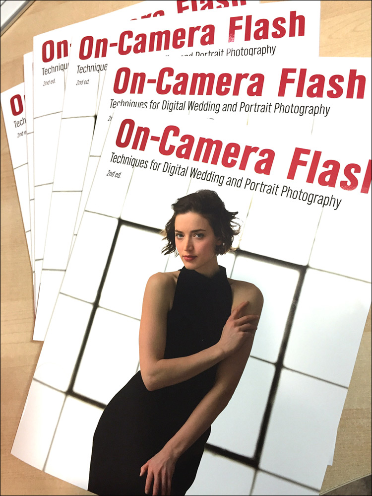 book: On-Camera Flash Photography  (2nd ed)