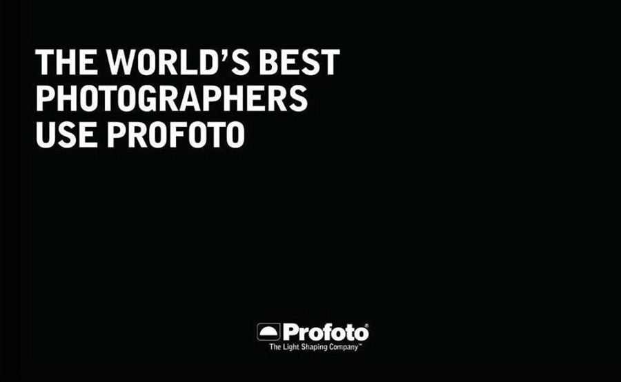 The world's best photographers use Profoto