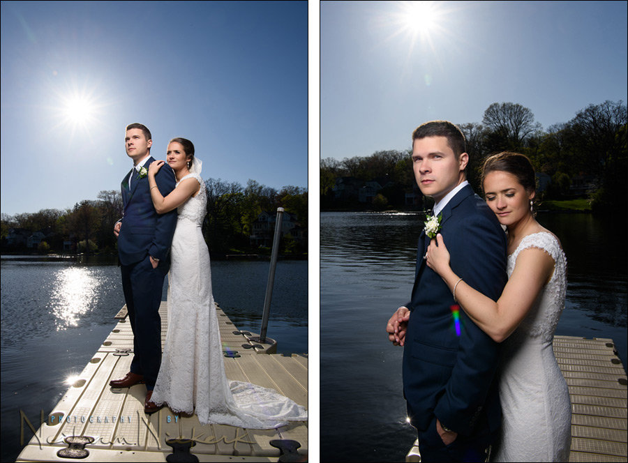 Wedding photography posing tips – For variety, make slight changes