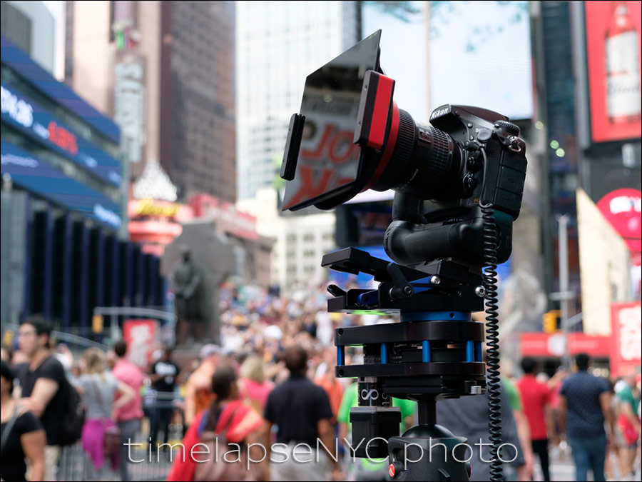 Camera settings for Time-lapse photography