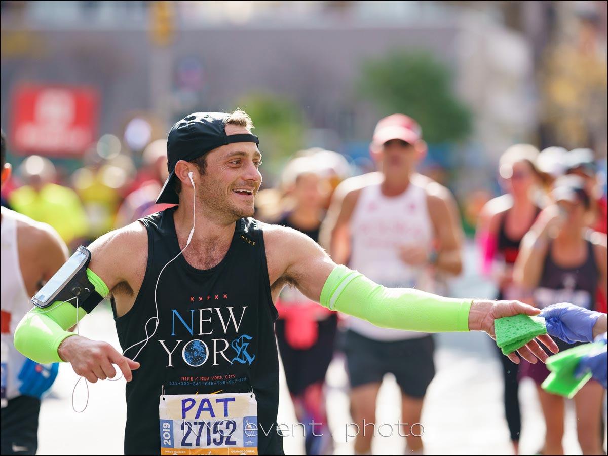 New York event photographer - NY Marathon