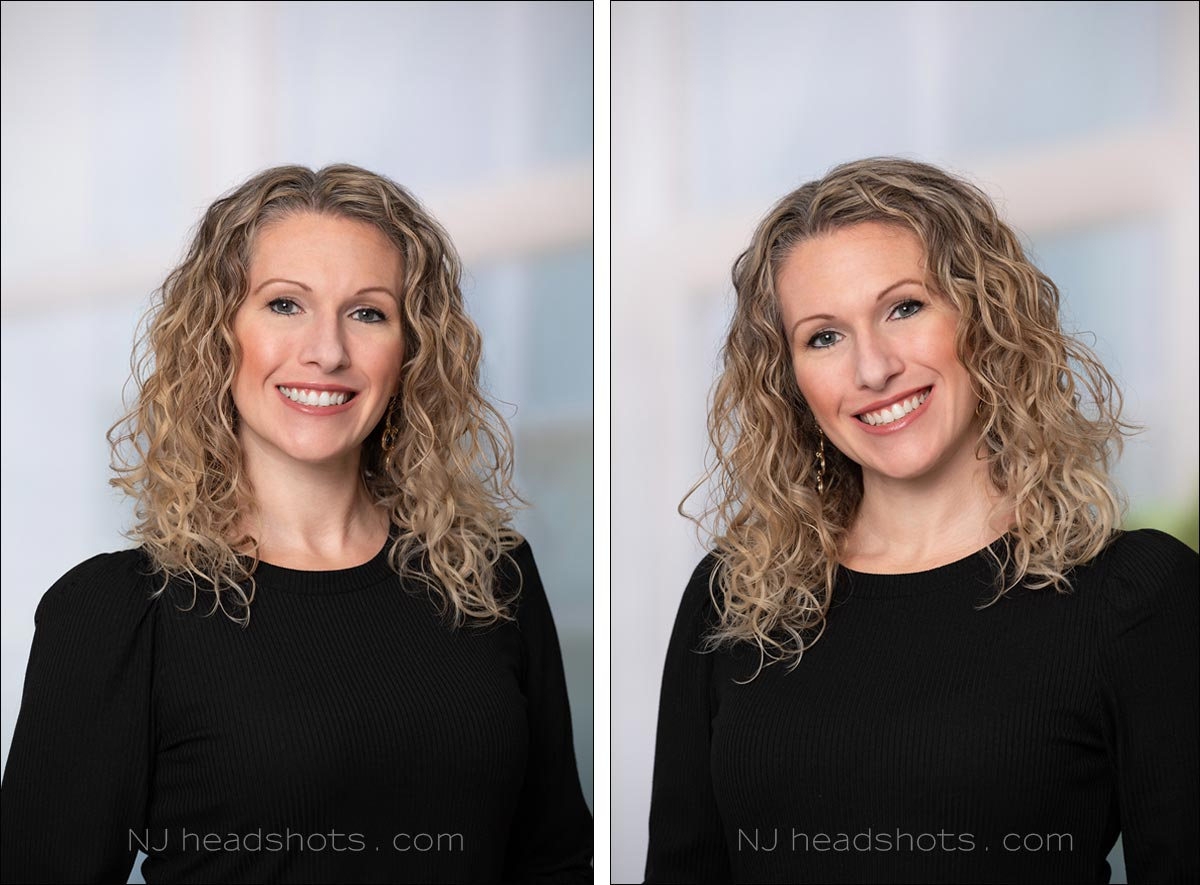 NJ headshot photographer real estate agents new jersey