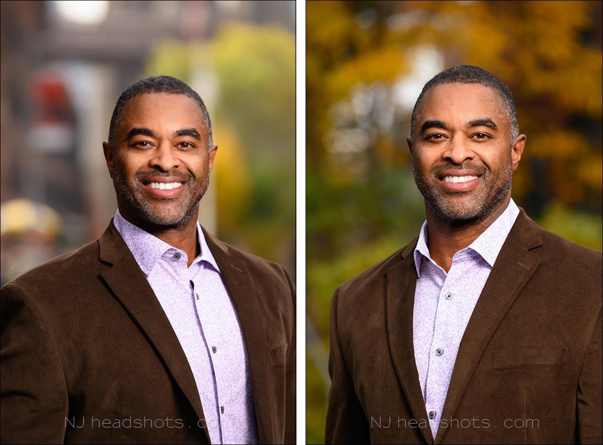 New York business headshot photographer