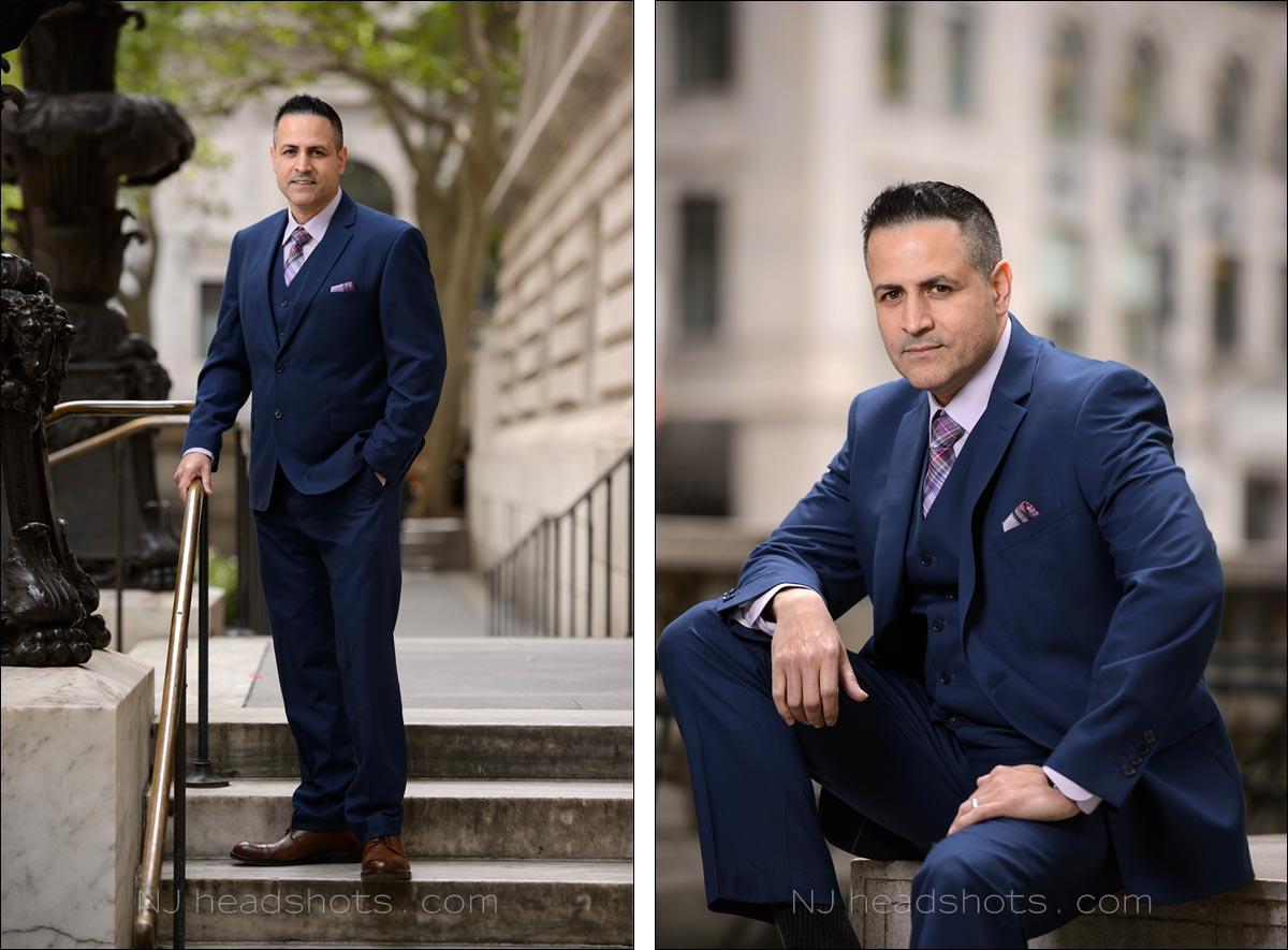 New York business portrait photographer