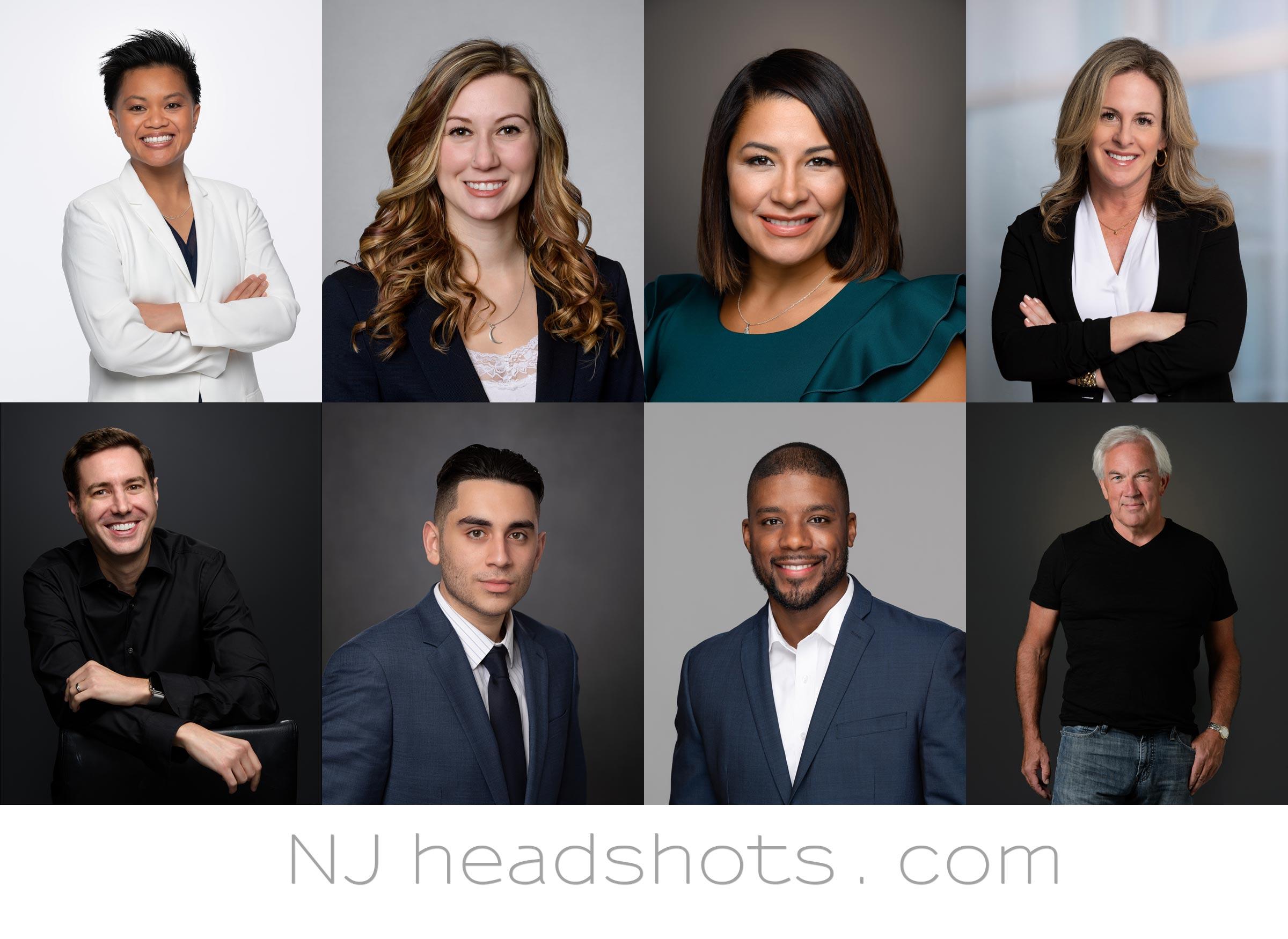 NJ headshot photographer testimonials