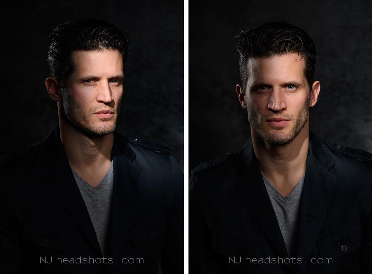 actor headshots NJ headshots studio