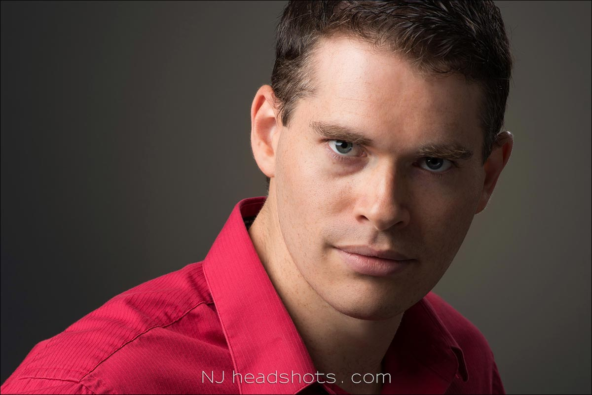 actors headshot photographer NJ