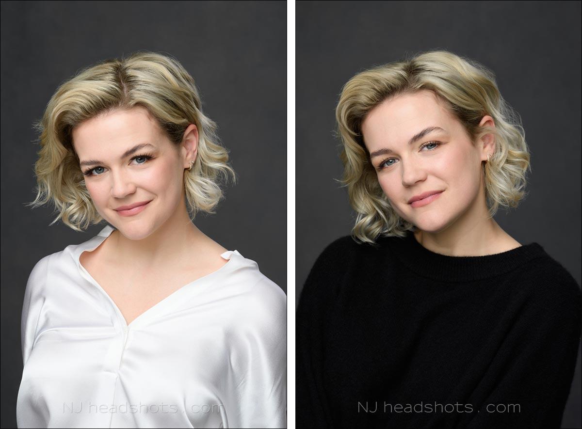 actors headshot photography NJ