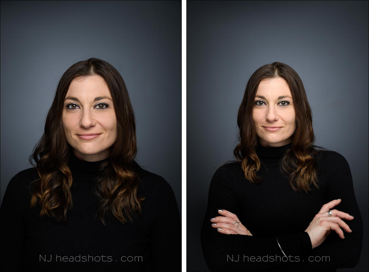 headshot photographer New Jersey