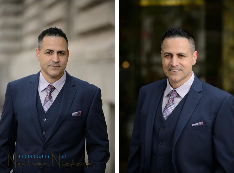 NYC executive headshots photographer New York