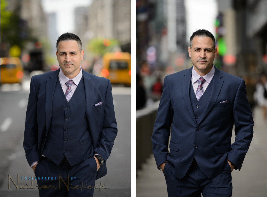 New York headshots photographer