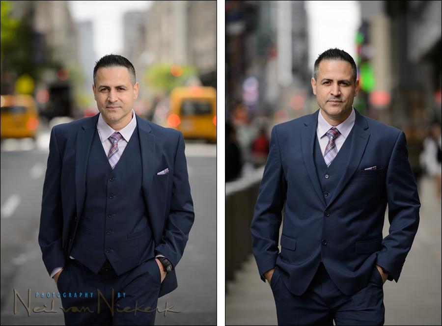 New York headshots photographer