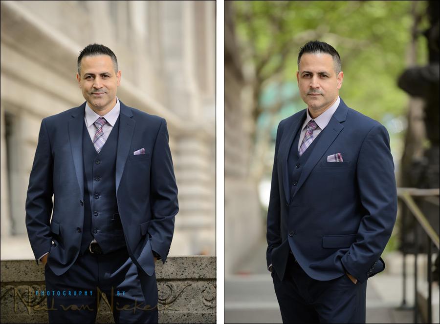 New York business portraits NYC
