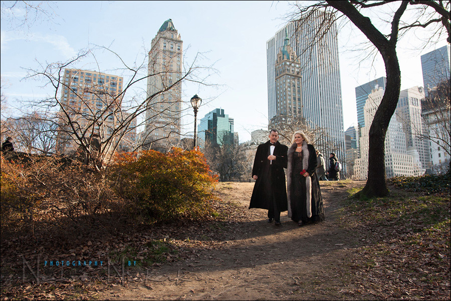 Elopement wedding photographer NYC