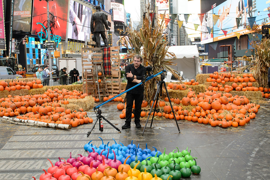 Time-lapse photography NYC