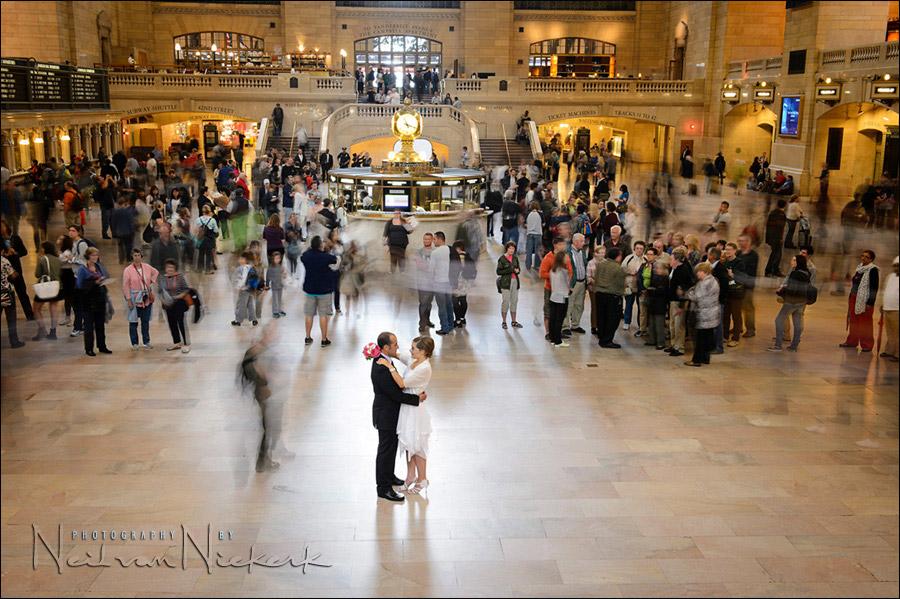 New York elopement wedding photography