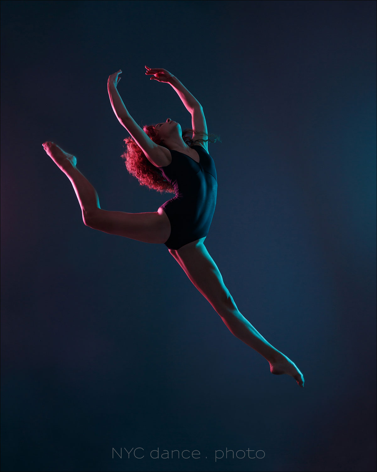 dance portrait photographer New Jersey NJ