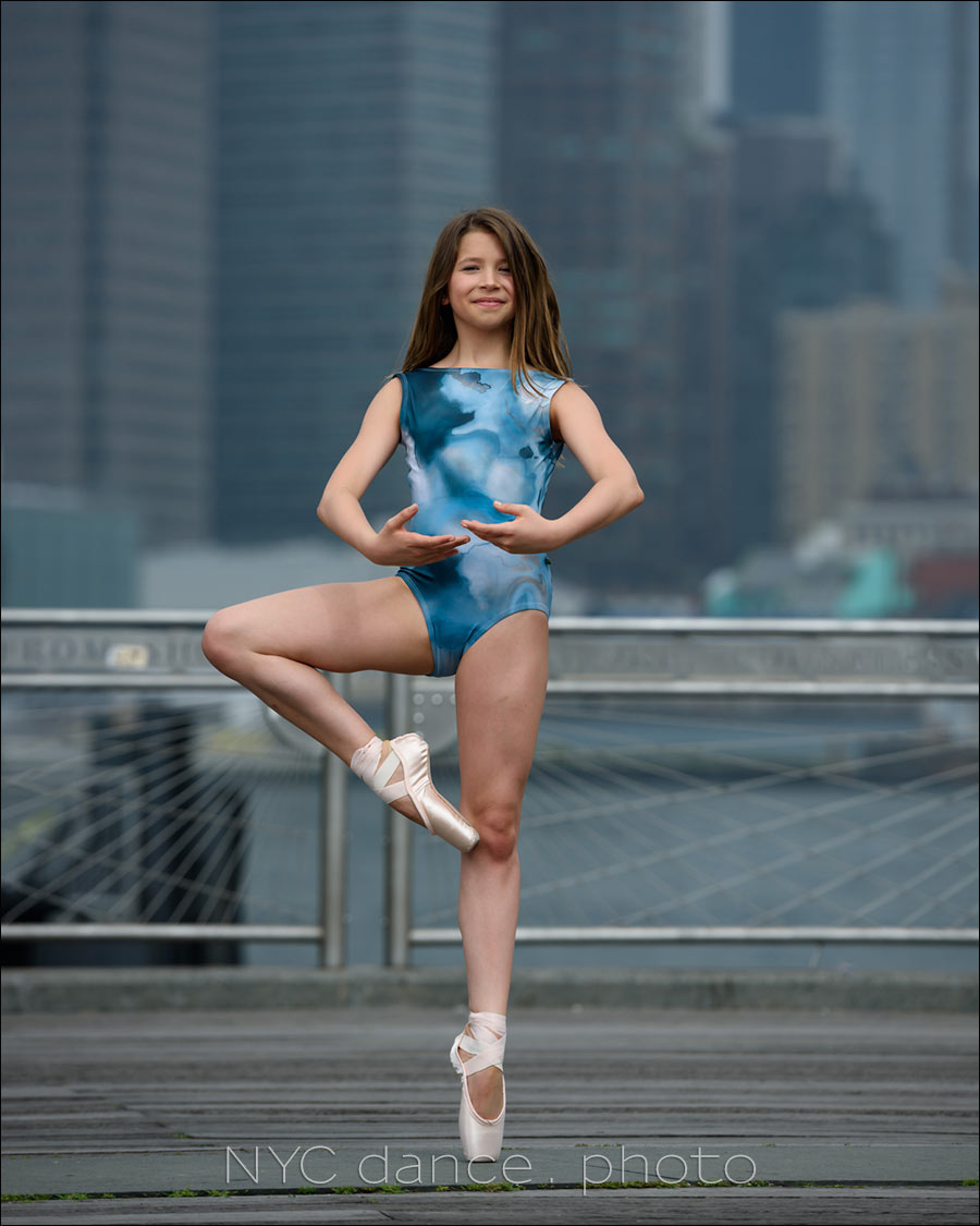dance portrait photographer New York NYC