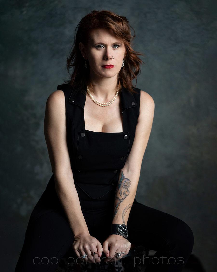 feminine portrait NJ photographer