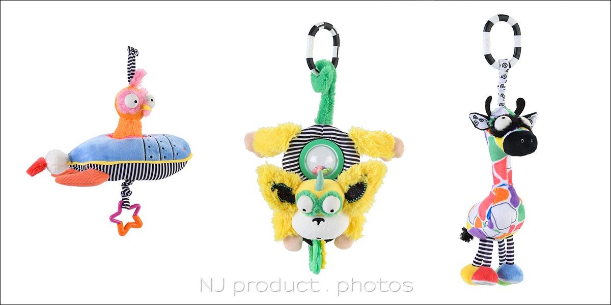 NJ product photography soft toys