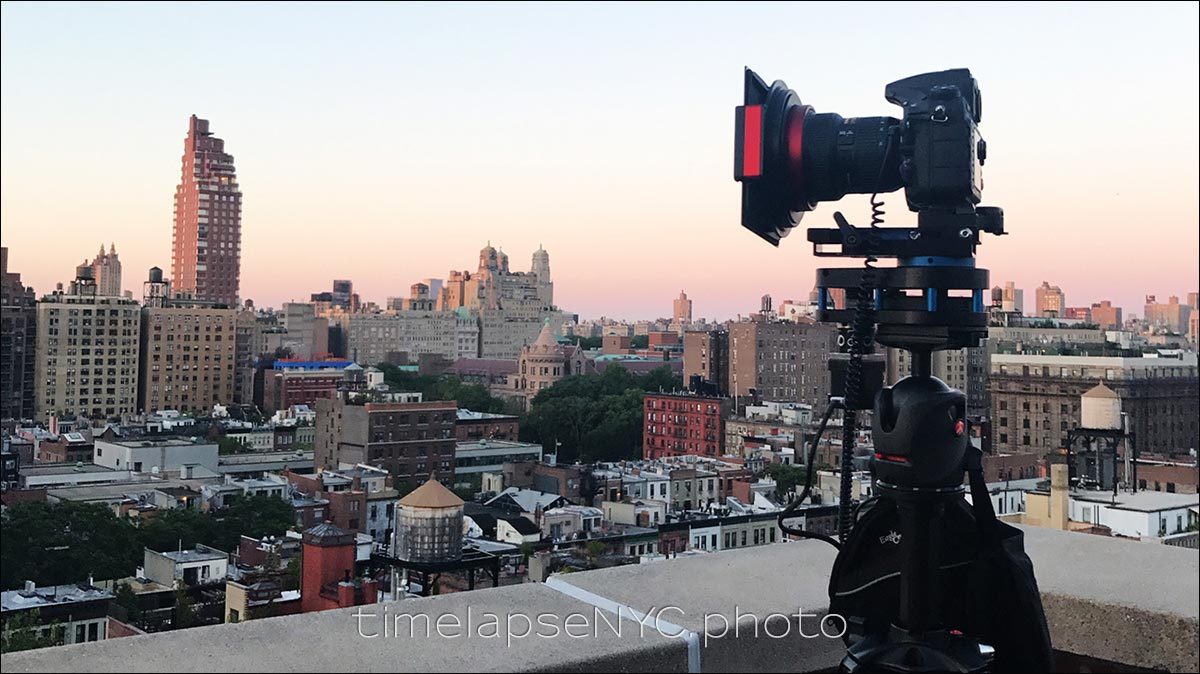 New York timelapse photographer NYC