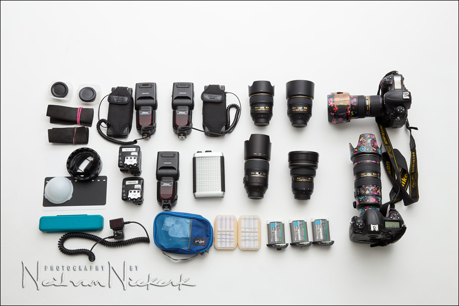 Camera Gear Bags : What else is in your camera bag