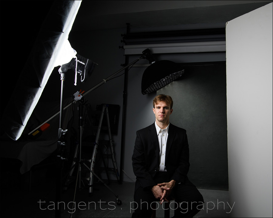 Headshot Photography Lighting Setups In The Studio Tangents