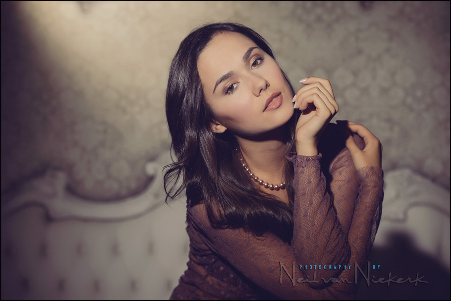 4a259267fb3 Lighting a vintage styled boudoir photo session - Tangents