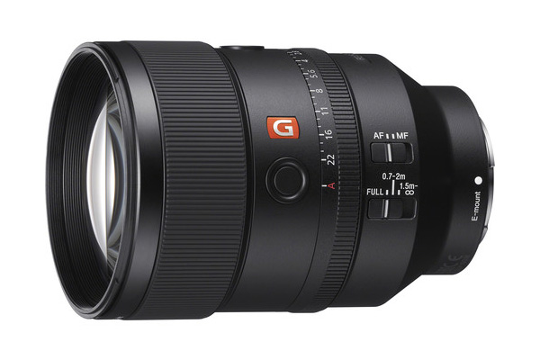 Sony 135mm f/1.8 G lens review