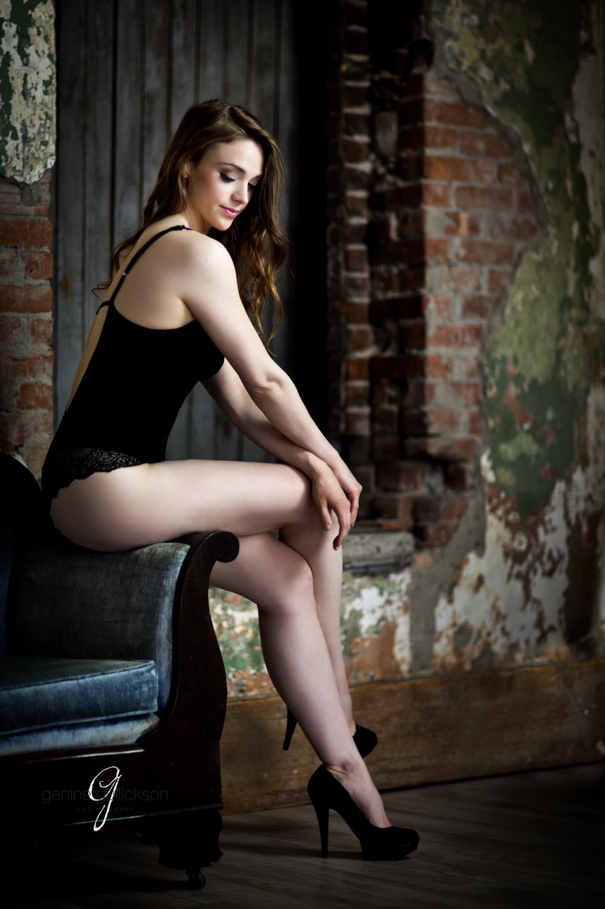 Erotic photography workshop