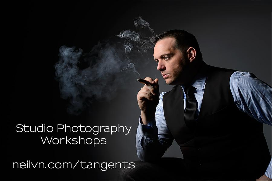 Studio lighting workshop portrait photography for A beautiful you at vesuvio salon studios