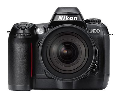 Nikon D100 custom settings
