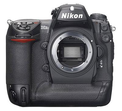 Nikon D2x custom settings