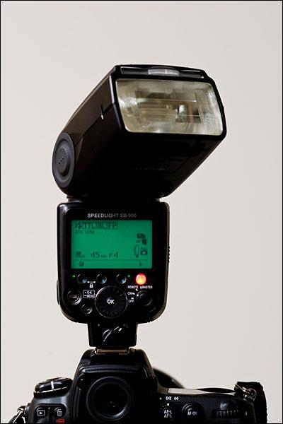 review: Nikon SB-900 speedlight