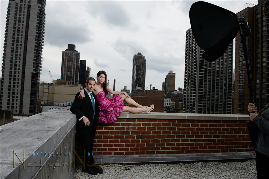 Speedlight Wedding Photography: Softboxes With Speedlights For On-location Lighting