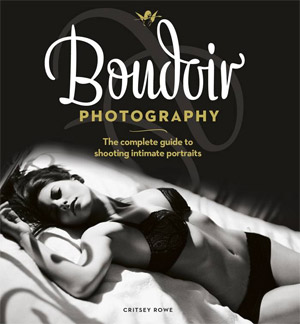 book review: Boudoir photography, by Critsey Rowe