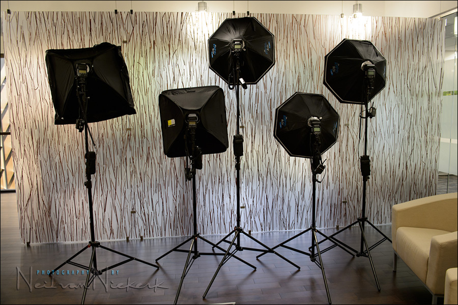 On-location corporate headshots – Efficiency and speed