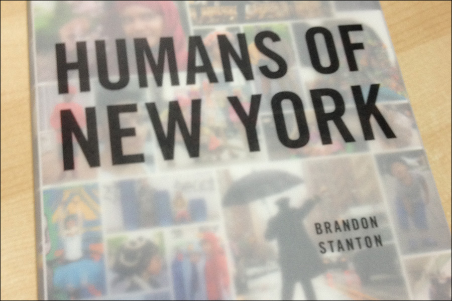 book review: Humans of New York