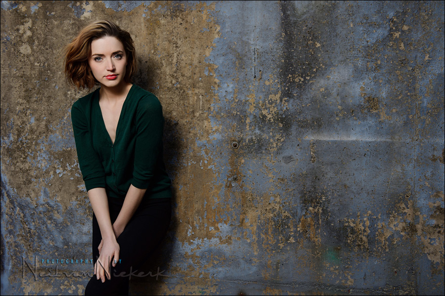 On-location portraits – When simplicity counts